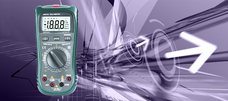Digital Multimeter-MS8260A